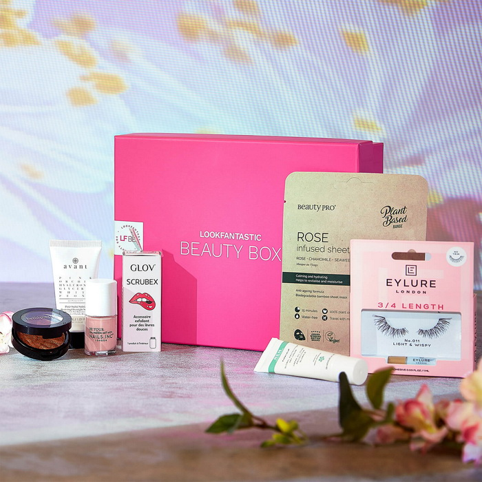 Новый бьюти-бокс Lookfantastic Beauty Box April 2021