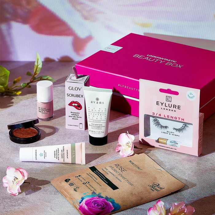 Lookfantastic Beauty Box April 2021
