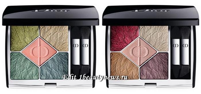 Dior 5 Couleurs Eyeshadow Palette Fall 2021