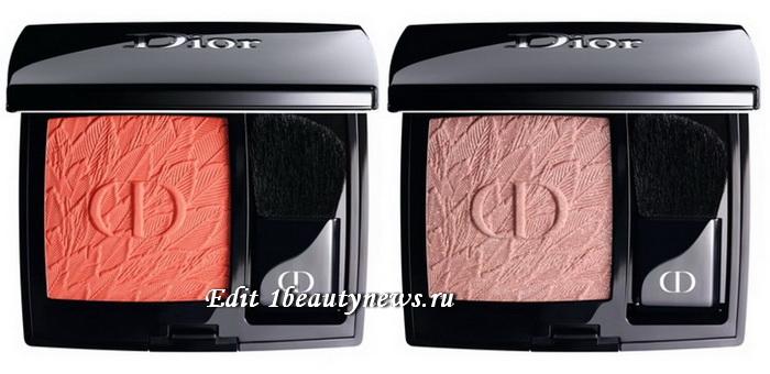 Dior Rouge Blush Fall 2021