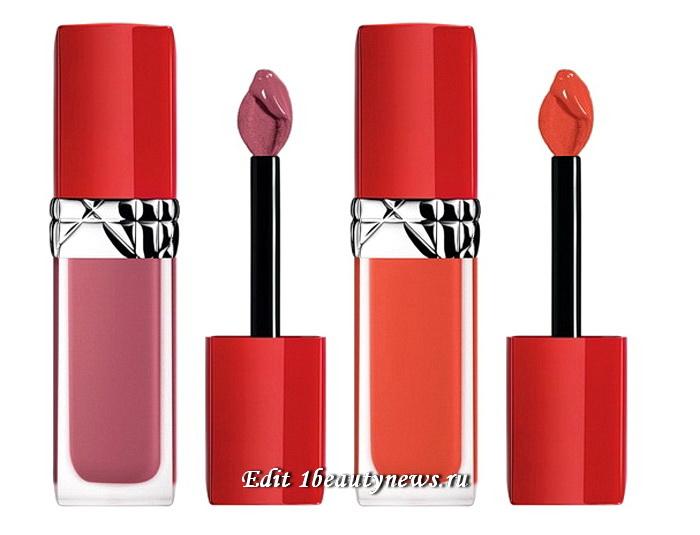 Dior Rouge Dior Ultra Liquid Lipstick Fall 2021