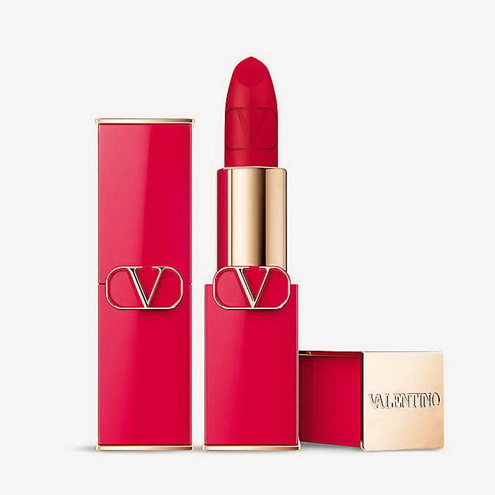 Valentino Beauty Rosso Valentino Matte Lipstick