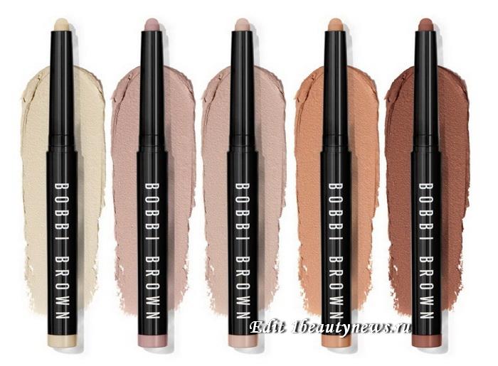 Bobbi Brown Long-Wear Cream Shadow Stick Fall 2021