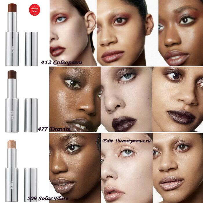 Byredo Colour Stick Multi-Use Cream Stick Summer 2021 - Swatches