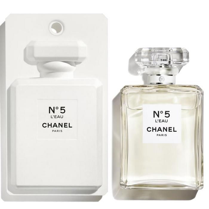 Chanel №5 L'eau Eau de Toilette - Factory 5 Collection 2021
