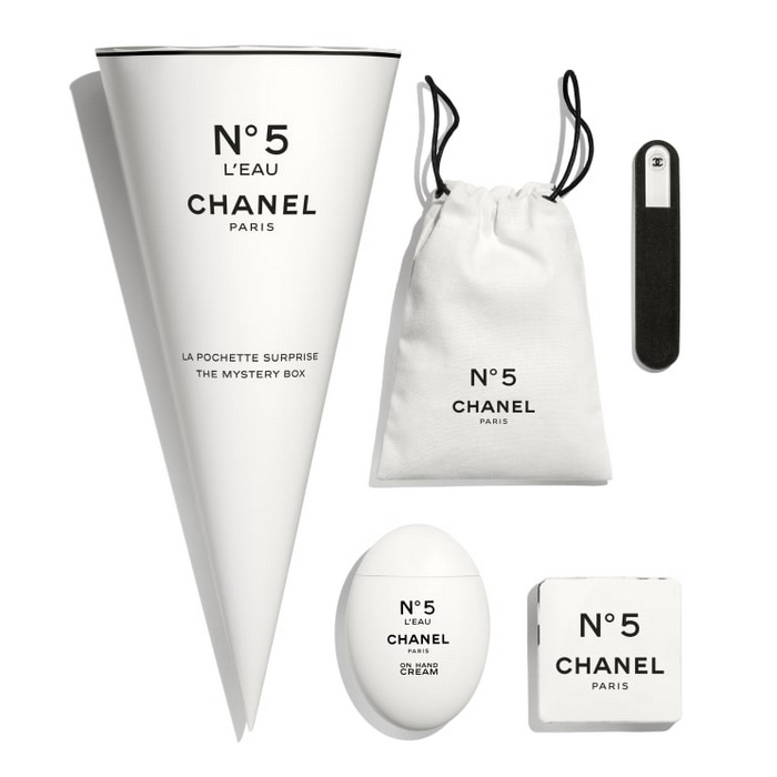 Chanel №5 L'eau The Mystery Box - Factory 5 Collection 2021