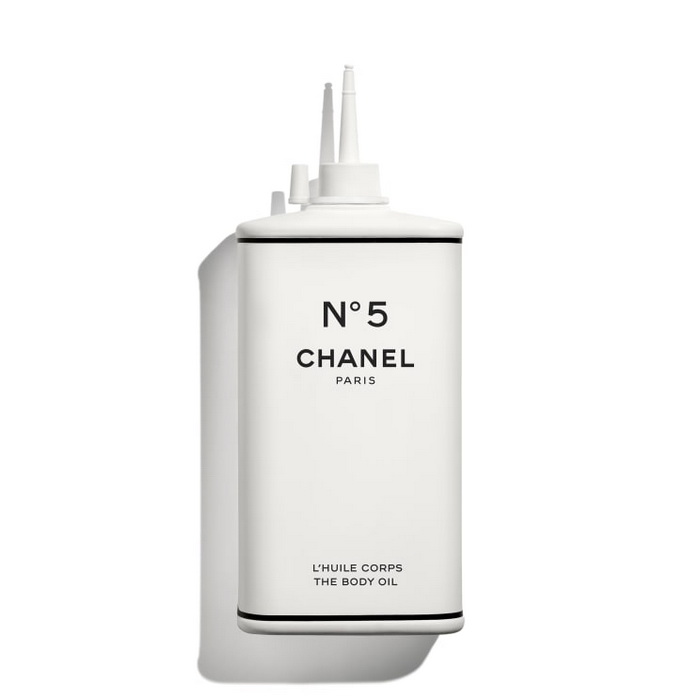 Chanel №5 The Body Oil - Factory 5 Collection 2021