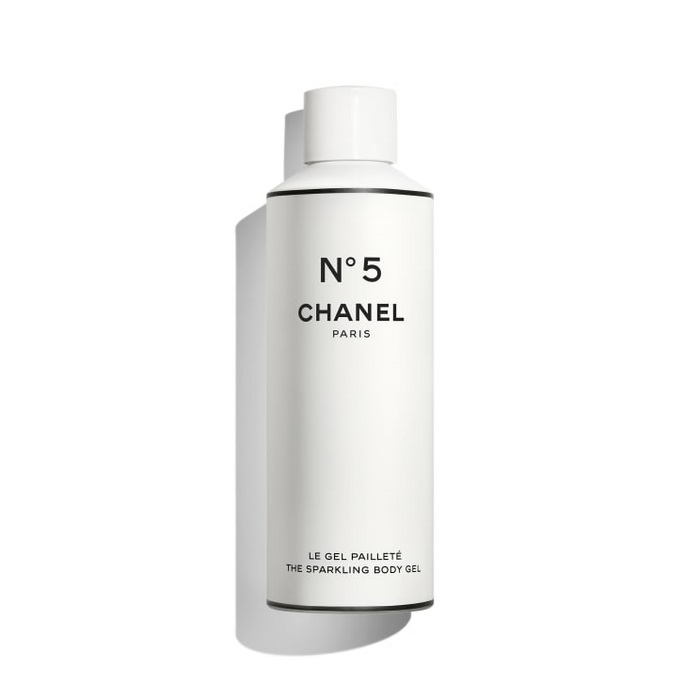 Chanel №5 The Sparkling Body Gel - Factory 5 Collection 2021