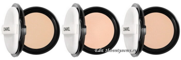 Chanel Ultra Le Teint Cushion 2021