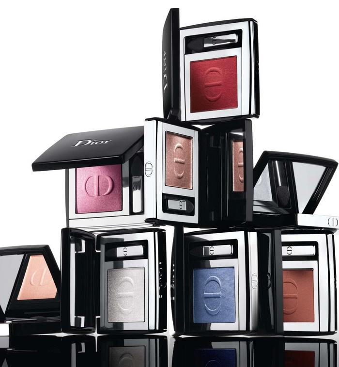 Новые моно-тени для век Dior Mono Couleur Couture Eyeshadow 2021 уже в продаже