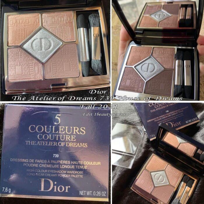 Новая коллекция макияжа Dior The Atelier of Dreams Collection Fall 2021: первая информация
