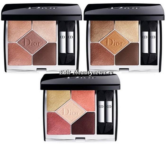 Dior 5 Couleurs Eyeshadow Palette Summer 2021