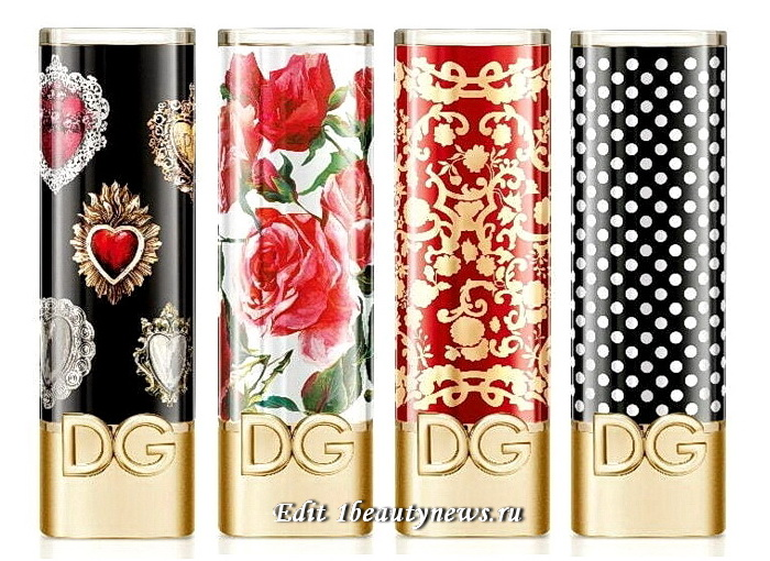 Dolce & Gabbana Only One Matte Lasting Lipstick Fall 2021 - Case