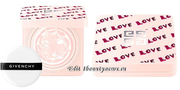 Givenchy L'Intemporel Blossom Compact Cream SPF 15 Fall 2021