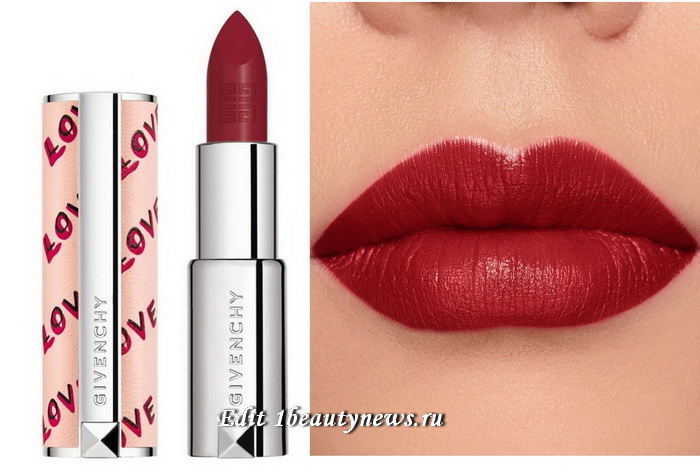 Givenchy Le Rouge Lipstick Fall 2021