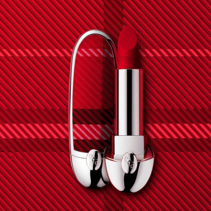 Guerlain Rouge G Luxury Velvet Lipstick Fall 2021
