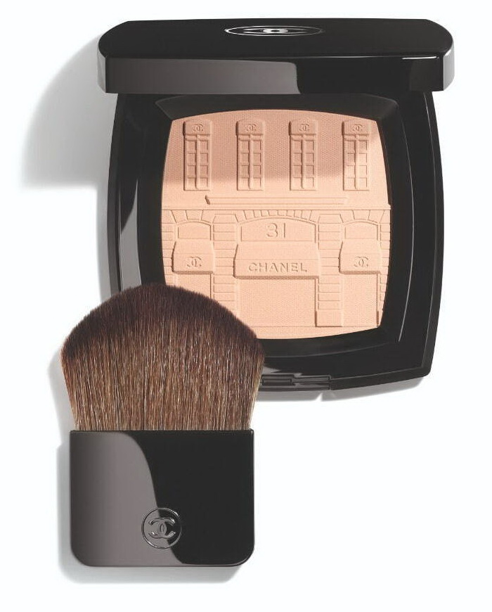 Chanel Rue 31 Cambon Street Pudre Limited Edition 2021
