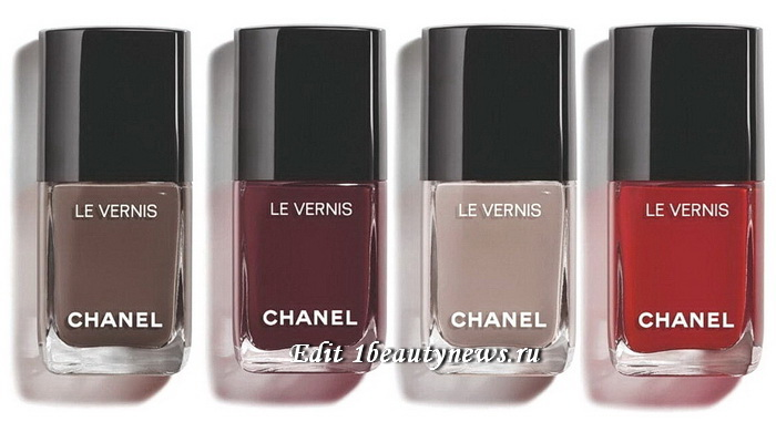 Chanel Le Vernis Fall Winter 2021