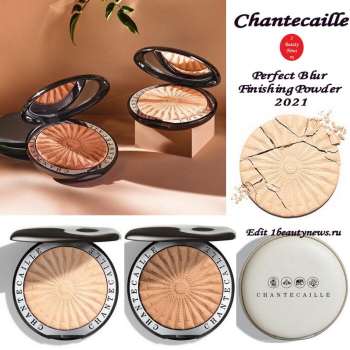 Новая пудра для лица Chantecaille Perfect Blur Finishing Powder 2021