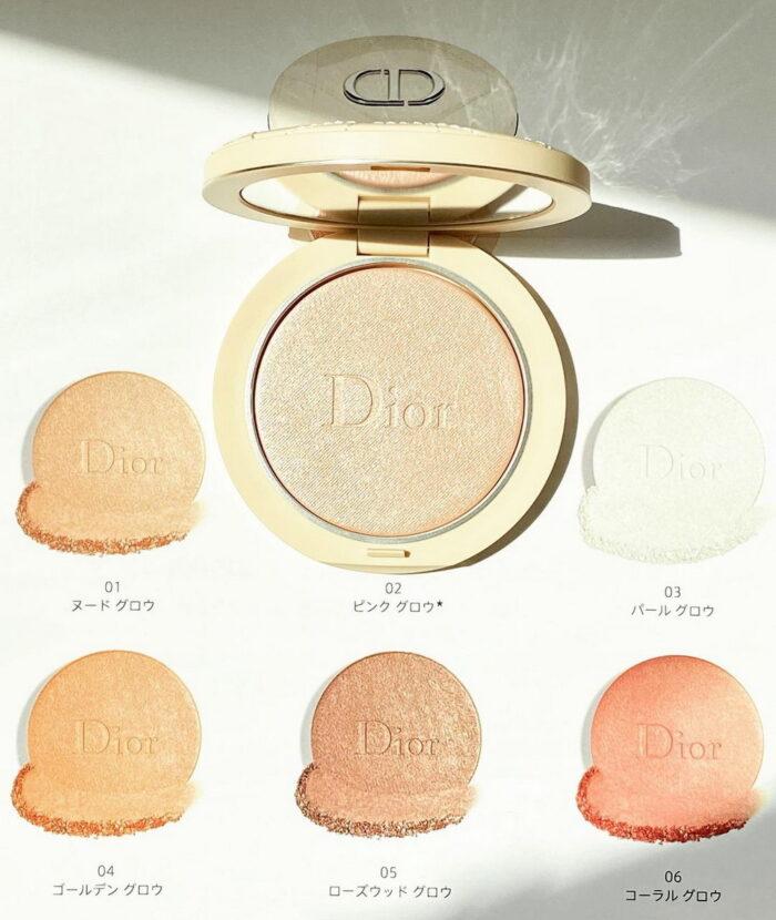 Dior Forever Couture Luminizer 2021