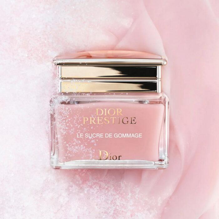 Dior Prestige Le Sucre de Gommage Cleansing Scrub 2021