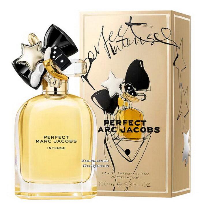 Новый аромат Marc Jacobs Perfect Intense 2021