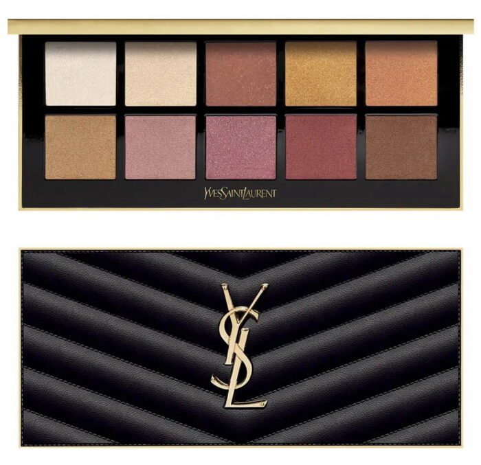 YSL Exclusive Couture Colour Clutch Eyeshadow Palette 2021 - 3 Saharienne