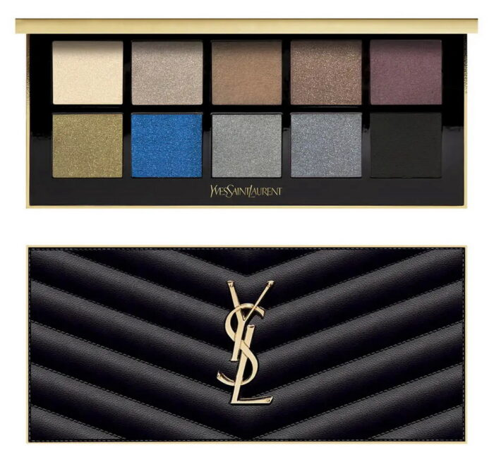 YSL Exclusive Couture Colour Clutch Eyeshadow Palette 2021 -4 Tuxedo