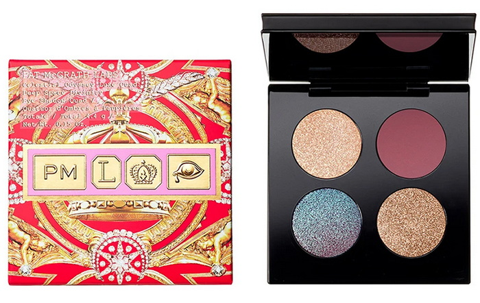 Pat McGrath Celestial Odyssey Luxe Quad Holiday 2021