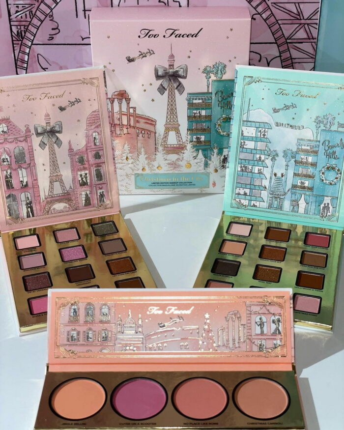 Too Faced Makeup Collection Holiday 2021