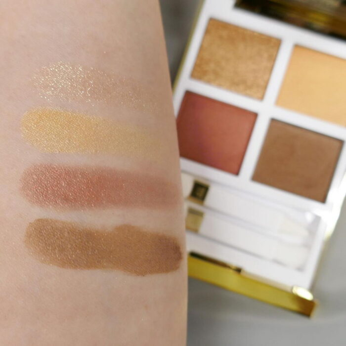 Tom Ford Soleil Brülant Makeup Collection 2021 - Swatches