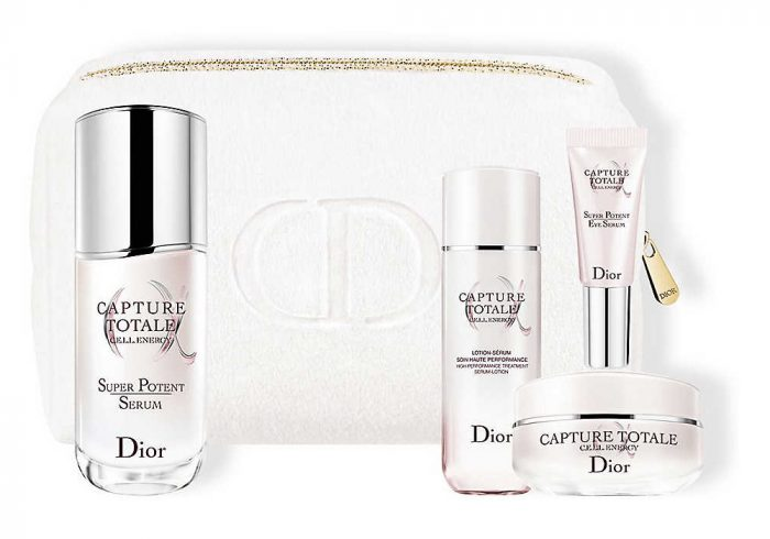 Dior Capture Totale Discovery 4-Piece Set