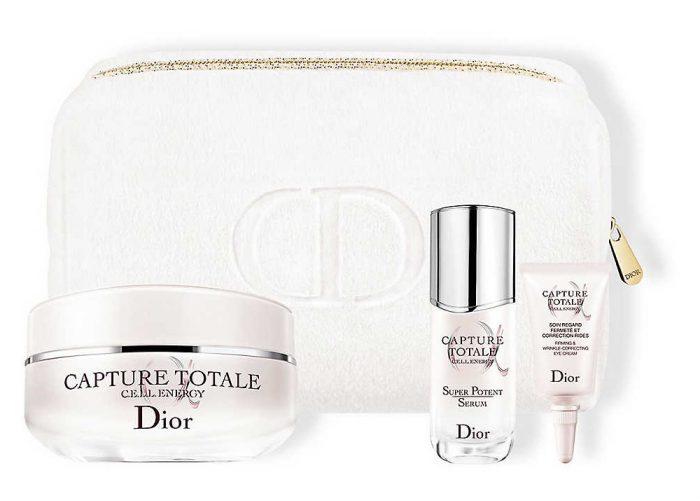Dior Capture Totale Total Anti-Aging Skincare Ritual Gift Set