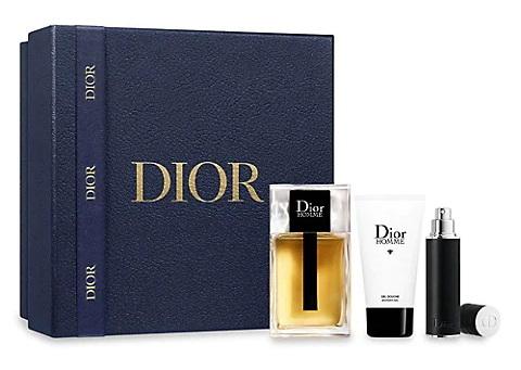 Dior Homme 3-Piece Fragrance Set