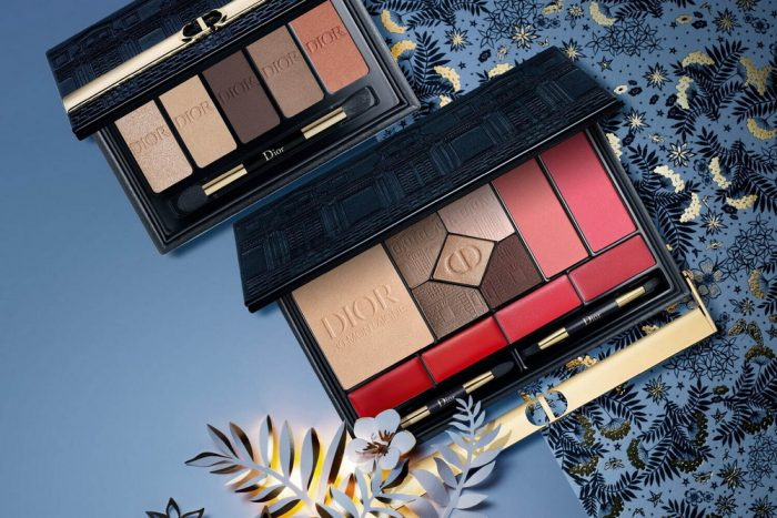 Dior Gift Sets Christmas Holiday 2021 - Palettes
