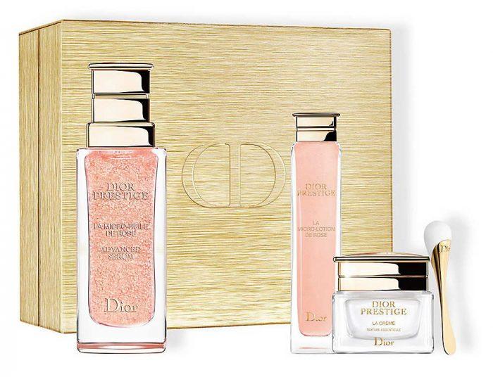 Dior Prestige Exceptional Regenerating Skincare Ritual Gift Set