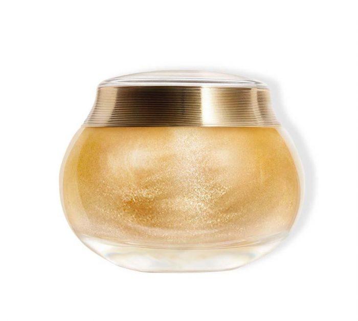 Новый парфюмированный мерцающий гель для тела Dior J'adore Gelee D'or Holiday 2021