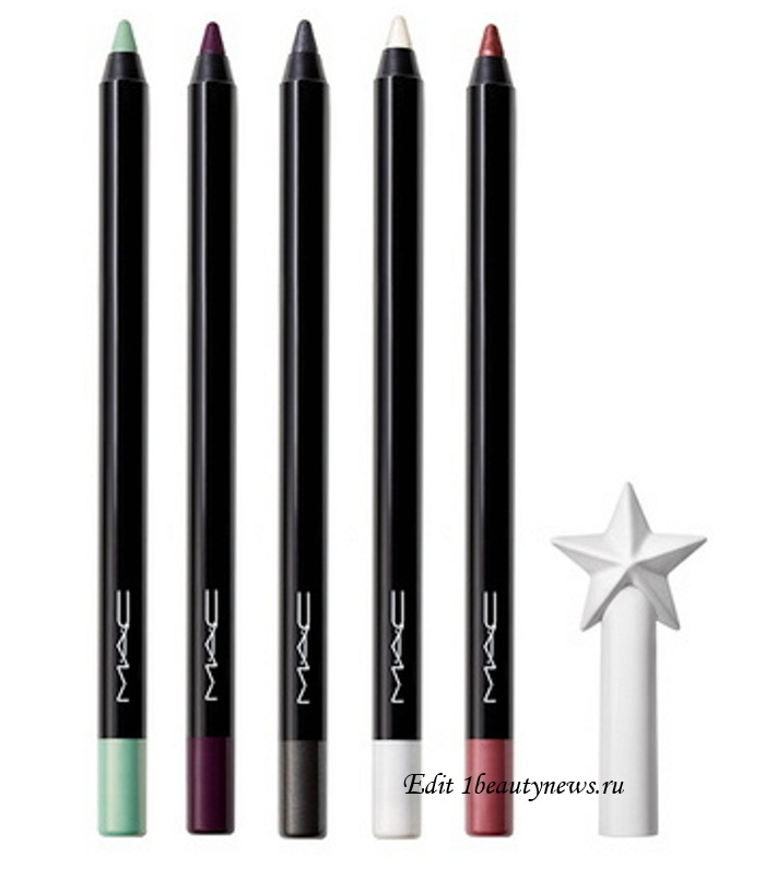 MAC Powerpoint Eye Pencil Christmas Holiday 2021