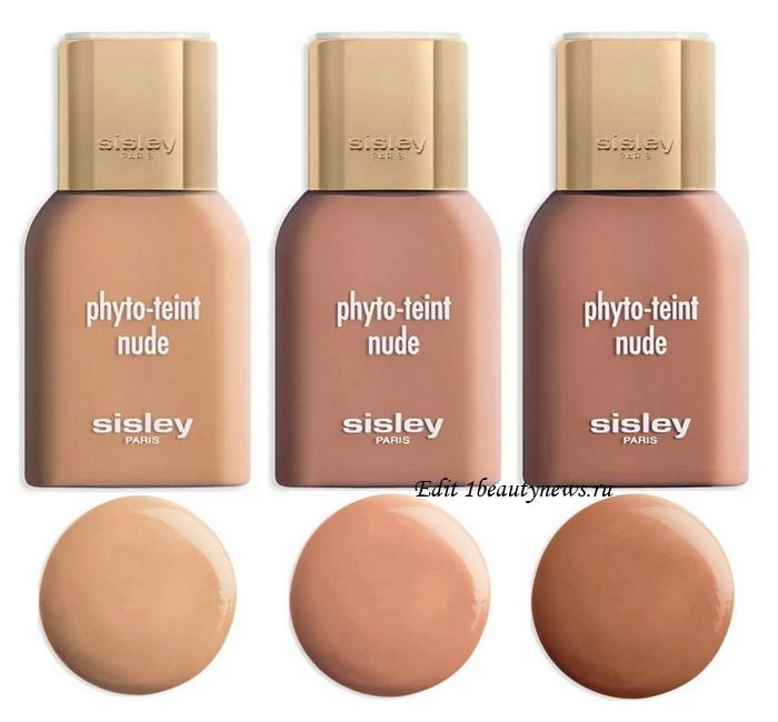 Sisley Phyto-Teint Nude Foundation